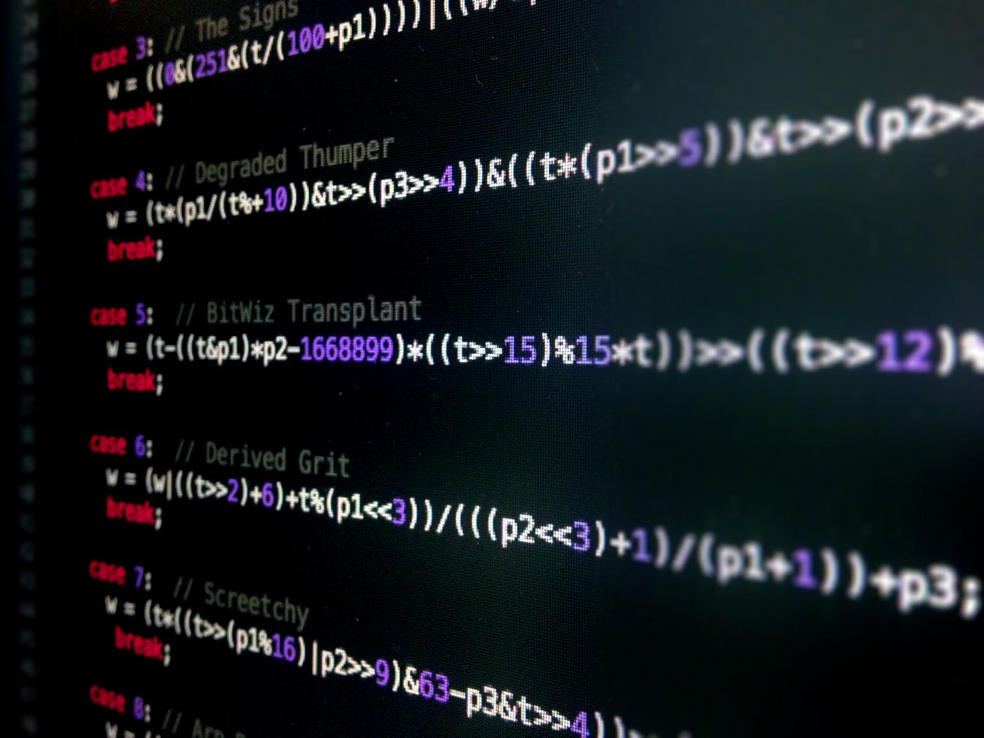 Coding the Modular