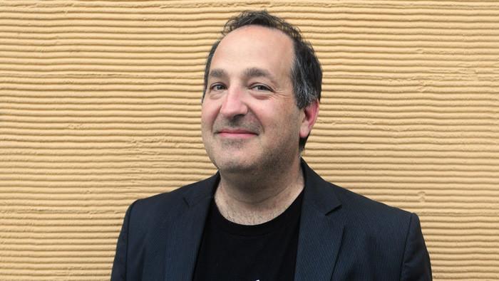 Robert Fantinatto at the premiere in Berlin